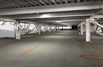 施工実績に集客用駐車場(仙台市)を更新しました