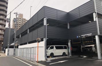 施工実績に集客・集合住宅用駐車場(刈谷市)を更新しました。